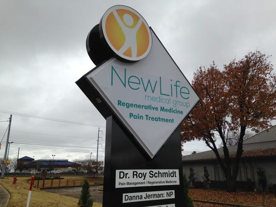New Life Medical Group is located at 15 Stonebridge.