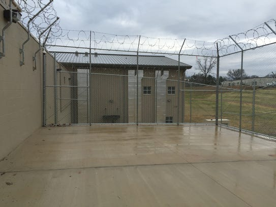 Inmates will be permitted to use an outdoor recreation