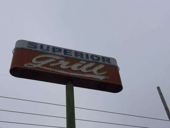 Superior Grill is at 6123 Line Ave.