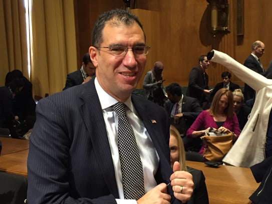Andy Slavitt, acting administrator of the Centers for