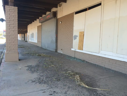 West Valley eyesores: A dilapidated former grocery