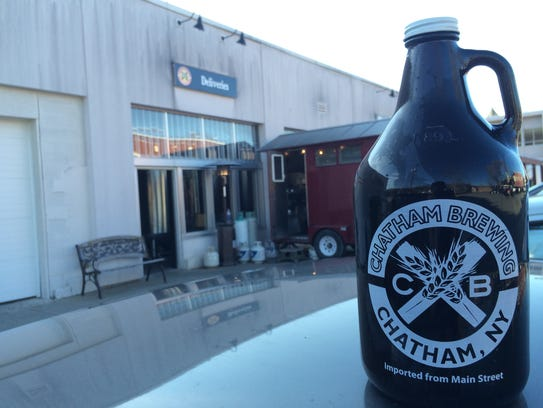 Chatham Brewing in Chatham, New York.