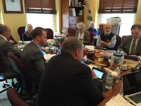 The House Committee on Ways and Means hears from Agency