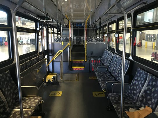 Los nuevos autobuses es el sistema de refrigeración,