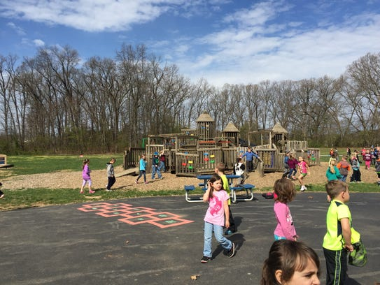 Stump Elementary School is a community within a community.