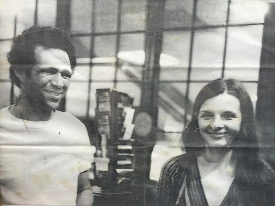 Peter Diamondstone and Doris Lake helped found Vermont's