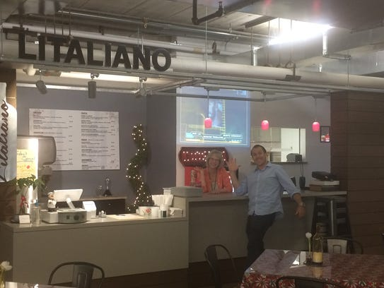 L'italiano is in the Greater Des Moines Partnership