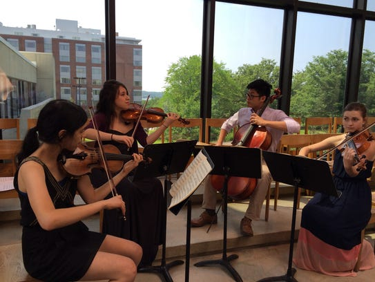 The Green Mountain Chamber Music Festival takes residence