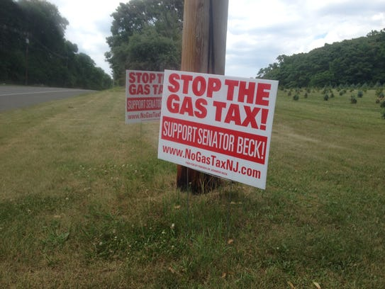 Elaine Mann of Colts Neck is  campaigning to stop the
