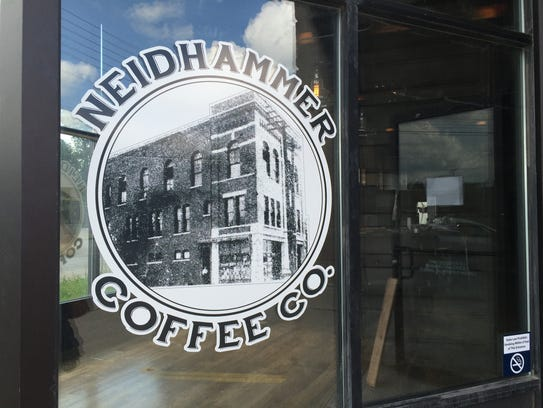 Neidhammer Coffee Co, which shares space with Ash &