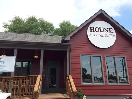 House: A Social Eatery is now open in The Nations.
