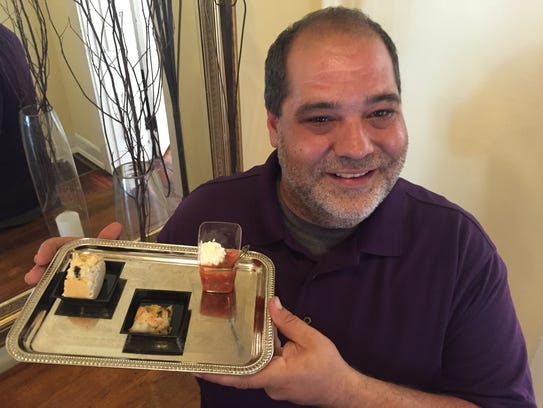 Darrell Patrick from Carriage Lane Inn will serve,