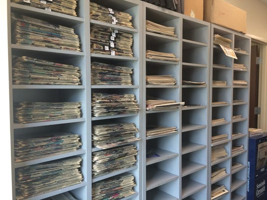 See this archive collection? Mess it up, and I'll mess