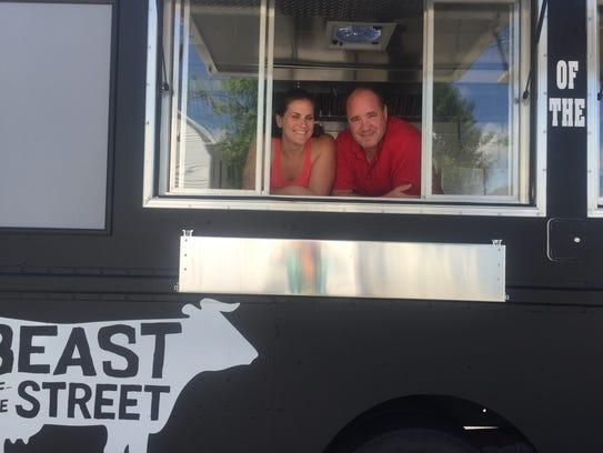 The Beast of the Street, a Haddonfield-based food truck,