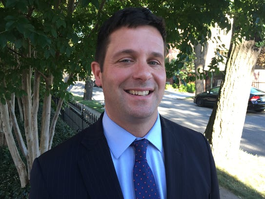 John Plumb is the Democratic candidate for the 23rd