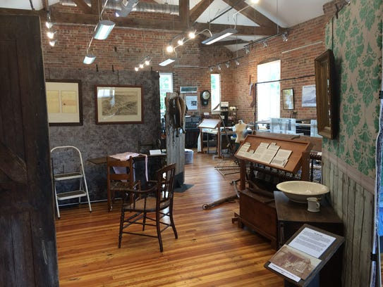 The newly remodeled Swannanoa Valley Museum will be