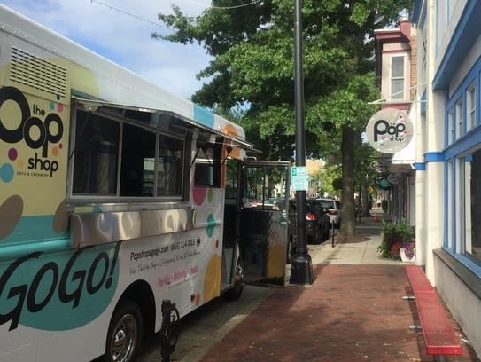 The Pop Shop hits the streets with the Pop Shop A Go
