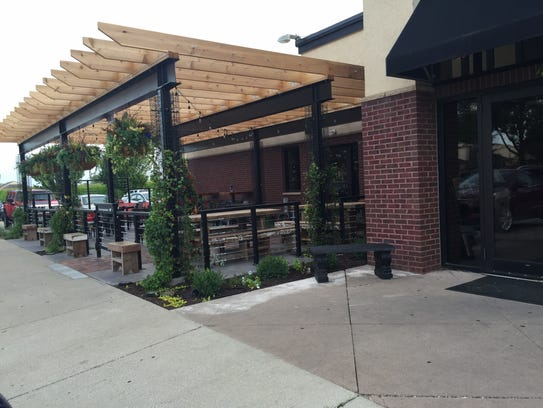 Beerhouse in Urbandale added a new patio this summer.
