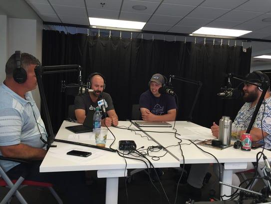 Hosts Jeff Baker and Jason Strempek talk with Chris