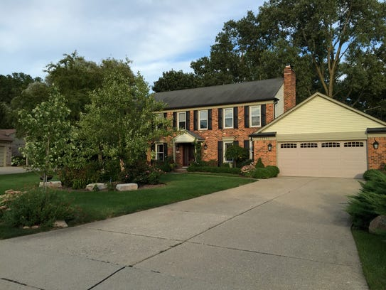 The LeBeau residence.