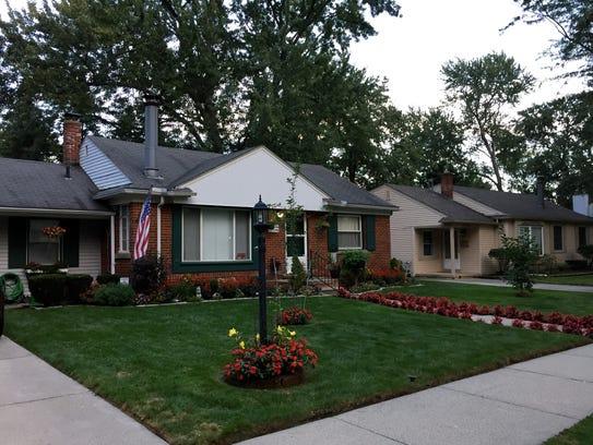 The Kisk residence.