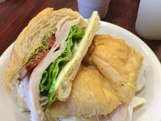The Turkey Sandwich at The Pastry Pub in Cedar City