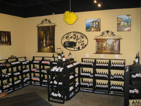 Located in downtown Wausau, the Lil' Ole Winemaker