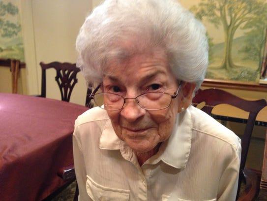 Betty June Gann