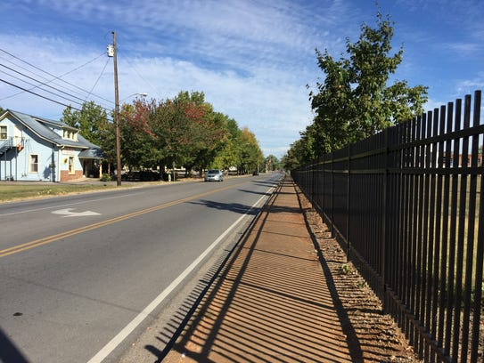 The last public input meeting for the Highland Avenue
