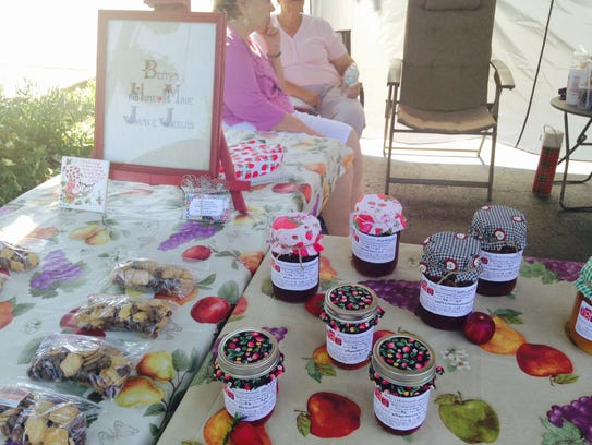 Betty's Homemade Jams & Jellies are just some of the