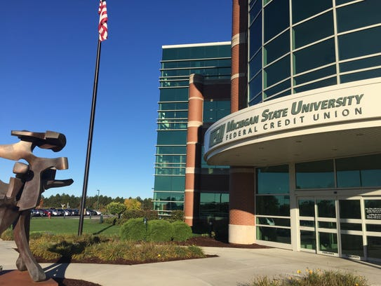 The MSU Federal Credit Union opened its headquarters