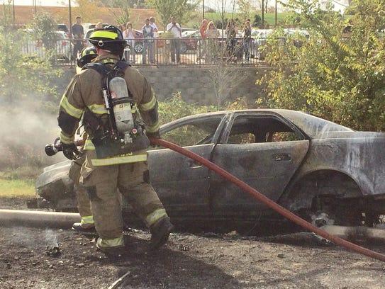 Murfreesboro Fire & Rescue Department's District 9