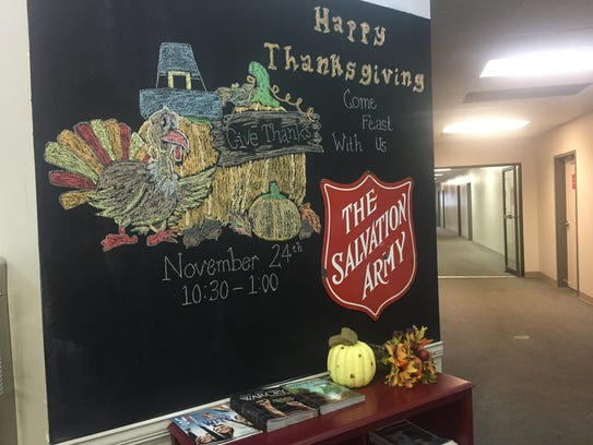 Inside the Salvation Army in Shreveport