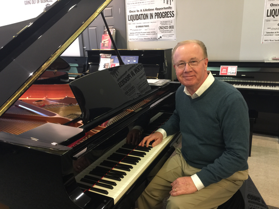Owner Steve Datz announced that Netzow's Pianos is