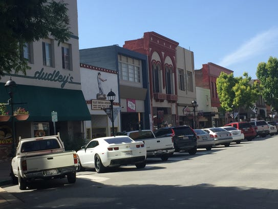 Oldtown Salinas is seeing an uptick in business especially