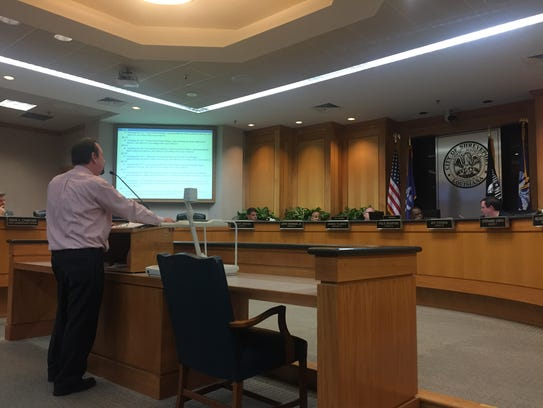 The Caddo Parish Commission and the Shreveport City Council approved a new Unified Development Code, overseen by the Metropolitan Planning Commission and its Executive Director Mark Sweeney.