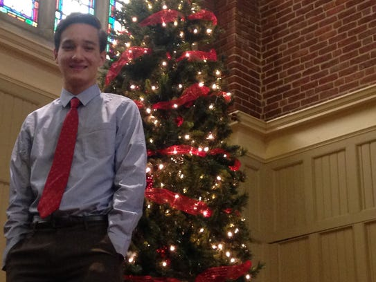 Seth Harding graduated from Huntingdon College in December