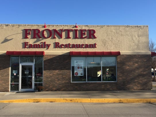 Frontier Family Restaurant on Dec. 27, 2016 at 1755