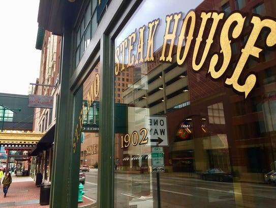St. Elmo Steak House's Devour Indy menu offers a 6-ounce
