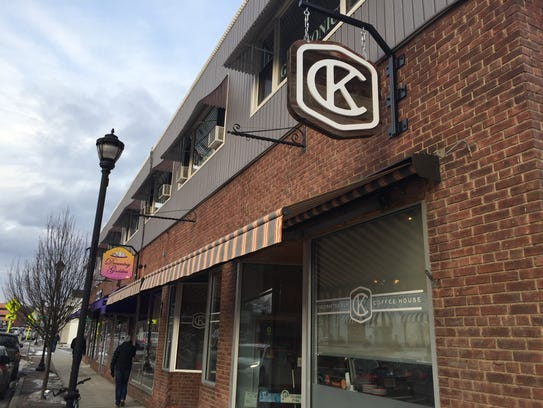 The Crafted Kup in the Town of Poughkeepsie, photographed