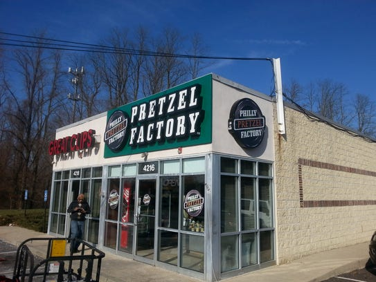 Philly Pretzel Factory has plans to open three stores