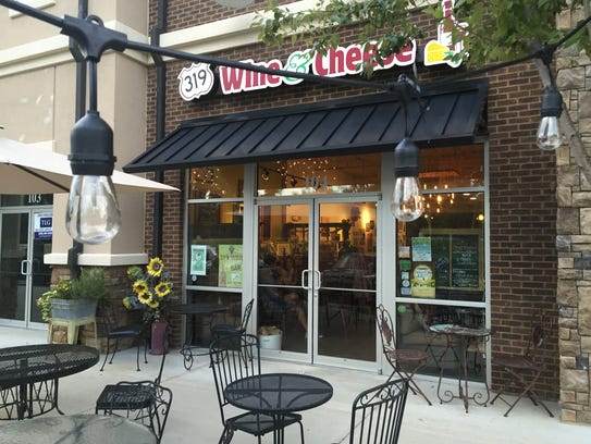 Cozy atmosphere charms at 319 Wine & Cheese Shoppe