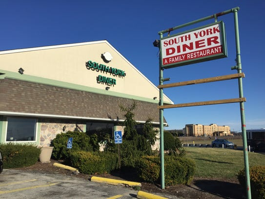 The South York Diner in York Township closed last week.