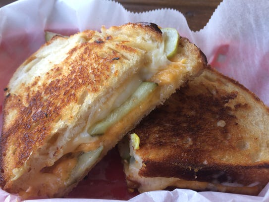 Dilled Cheesy at Melts With You in De Pere.