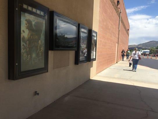 The Cedar City Megaplex theater kicked off its summer