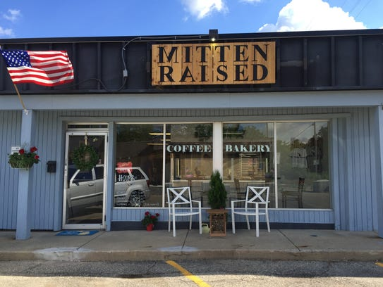 Mitten Raised bakery opened May 19 at 4661 Okemos Road,