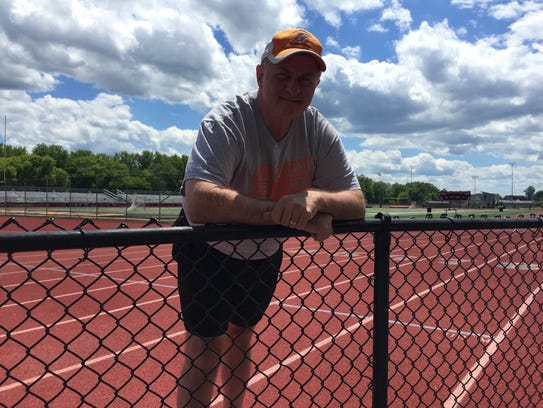 Dan Consol, retired U-E coach and educator.