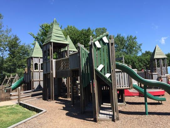Kids Kingdom at Sunrise Park will be torn down sometime