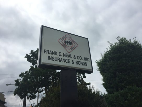 Insurance agency Frank E Neal & Co. Inc. relocated