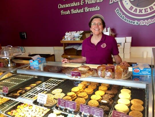 Debbie Cross, an owner of Tasty Pastry